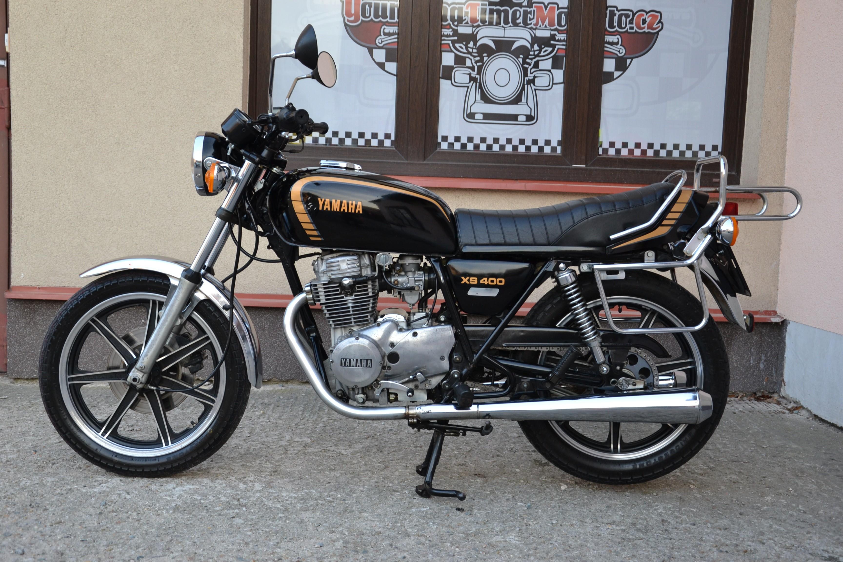 yamaha xs 400 dovoz prodej v kup novodob ch moto motocyklov ch klasik. Black Bedroom Furniture Sets. Home Design Ideas